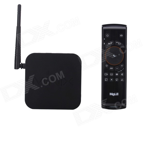 MINIX NEO Z64 + F10 Windows 8.1 w/ Bing Quad-Core Mini PC w/ 2GB RAM, 32GB ROM, XBMC + Air Mouse