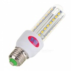 JRLED E27 12W LED blanco caliente de la lámpara 3300K 1000lm SMD 5730 (ac 130 ~ 265V)