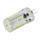 JRLED G4 5W LED Lamps Bluish White 400lm SMD 3014 (AC / DC 12V / 2PCS)