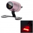 LF02 200MW 635~660nm 6000K Laser Red Light Car Fog Bulb - Light Pink (11~24V)