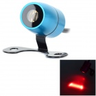 LF02 200MW 635-~660nm 5000K Laser Red Light Car Fog Bulb - Light Blue + Black (11~24V)