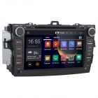 Joyous Android 4.4 DVD Player w/ Radio/ GPS Navi/ Airplay/ External MIC for 2007-2011 Toyota Corolla