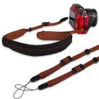 LYNCA LC-305 Shoulder Strap for Micro Single Camera - Brown (123cm)