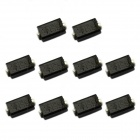 Jtron SMA DO-214AC SMD Diode SS14 IN5819 1N5819 - Black (10PCS)