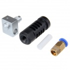 Geeetech 3D Printer PEEK Long-Distance J-Head MKIV Extruder Hotend (3mm Filament / 0.35mm Nozzle)