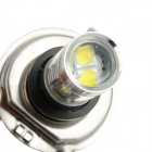 H4 / P43T 30W XP-E 7000K 400lm White Car Lamp(DC 12~24V)