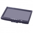 "5.8G 7"" 8CH TFT Color Receiver HD Monitor for FPV System Snowflakes Screen (No Blue Screen)"