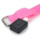 SENCART Cycling LED 3-Mode Pink Light Armband - Pink (2 * CR2032)