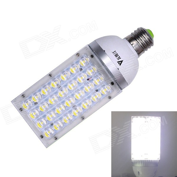 Walangting E40 28W 2400lm 6500K 28-LED lampe blanche (85 ~ 265V)
