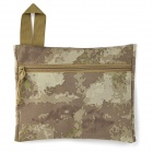 EDCGEAR Portable Outdoor Travelling Cordula Storage Organizer Bag - Camouflage (Size S)