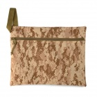 EDCGEAR Portable Outdoor Travelling Cordula Storage Organizer Bag - Camouflage (Size L)