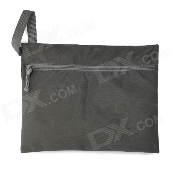 EDCGEAR Travelling Cordula Storage Organizer Bag - Deep Grey (L)
