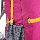 NatureHike Sports Polyester + Nylon Foldable Backpack - Deep Pink