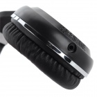 Bluedio T2+ Bluetooth V4.1 Rotatable HiFi Headphone w/ TF / FM - Black