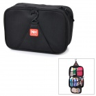 NatureHike Outdoor Travelling Large-Capacity Makeup Wash Storage Bag - Black