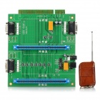 GBS-8118 Arcade Game 2-in-1 Remote Switch Control JAMMA PC Board Jamma Switcher - Green