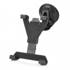 "Universal Suction Cup Car Mount Holder for 7""~10"" Tablet PC - Black"