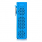 X6 Outdoor Sports Bluetooth v3.0 + EDR Bass Speaker w/ TF, Hands-free - Blue