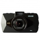 "A99 2.7"" LCD FHD 1080P 4.0MP 1/3"" CMOS 170' Wide Angle Car DVR Camcorder w/ Night Vision - Black"