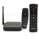 MINIX NEO Z64 Quad-Core Android 4.4.4 TV Player w/ 2GB RAM, 32GB ROM + A2 Lite Air Mouse, US Plug