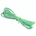 9-Core Glow-in-the-Dark Survival Parachute Rope - Green (5M)