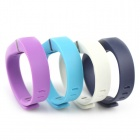 Replacement 4-in-1 Silicone Wrist Band Set w/ Clasp for Fitbit Flex