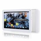 "AVOSD S120 10.1 ""Quad-Core-Android 4.4 3G-Tablette PC w / 1GB RAM, 8 GB ROM, Wi-Fi - Silber"