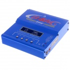 "B6AC Updated 2.5"" 80W NiCd / Ni-MH / Li-ion / Li-Fe / LiPo / Pb Battery Balanced Charger (EU Plug)"