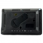 "7"" LCD 2.4GHz 4-CH Wireless DVR Monitor + 4 * IR Cameras - Black"