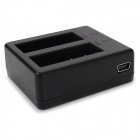 2-Slot Battery Charging Dock w/ USB Charger for SJ4000, SJ4000 Wi-Fi