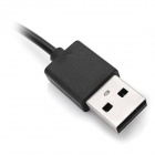 USB 2.0 Charging Cable for Xiaomi Smart Bracelet - Black (18cm)