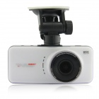 "D&Z D&Z66A 2.7"" TFT 1080P CMOS 170° Wide-Angle IR Night Vision Car DVR Camcorder w/ 16GB C10 TF Card"