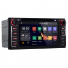 Joyous 2-Din Android 4.4 DVD Player w/ GPS, Wi-Fi for Toyota RAV4, Corolla EX, Camry, Fortuner