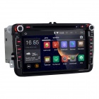 "Joyous J-8813-8 8"" Android 4.4 Car DVD Player w/ GPS, Radio, Wi-Fi / 3G, MIC for VW Passat & More"