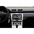 "Joyous J-8813-8 8"" Android 4.4 Car DVD Player GPS WiFi for VW - Black"