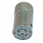 37GB-545 High Torque Precise DC 12V 380rpm Gear Motor - Silver