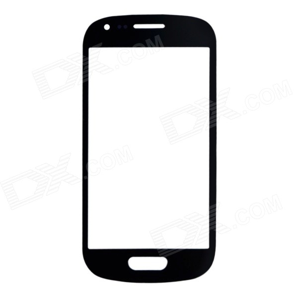 Waterproof Tempered Glass Film for Samsung S3 Mini / i8190 - Sapphire