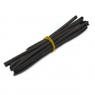 Jtron Diameter 3mm Heat Shrink Insulating Tube  - Black (2m)