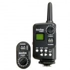 Godox Wireless Power Control Flash Trigger + FTR-16 Receiver - Black