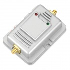 2W 2.4GHz Wireless Wi-Fi Broadband Signal Amplifier Booster - Silver