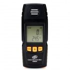 "BENETECH GM8805 1.8"" LCD Carbon Monoxide Meter - Black + Orange (2 x AAA)"