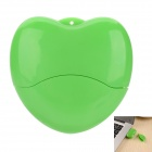 Heart Shaped USB 2.0 Flash Drive - Green (32GB)