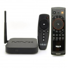 MINIX NEO Z64 Quad-Core Android 4.4.4 Google TV Player w/ 2GB RAM, 32GB ROM + Mele F10 Air Mouse