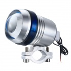 Merdia universel 12W 1200lm 470nm blue angel eye moto spotlight