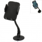 OUMILY 360 Degree Rotation Car Mount Holder w/ Suction Cup for GPS / Cell Phone - Black