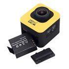 SJCAM M10 Wi-Fi 12.0MP 1080P FHD Outdoor Sports Video Camera - Yellow