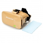 Nibiru jq-8002 Headband Virtual Reality 3D Video Glasses - Golden