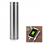 Buy DIY 1*18650 Li-ion Battery USB Charger Power Bank Case LED - Silver