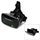 nibiru mj-03 Universal Headband Virtual Reality 3D & Video Glasses for Smartphones - Black