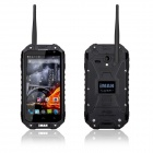 "iMAN i6 Android 4.4 Octa-Core-IP68 wasserdicht Walkie Talkie-Phone 3G w / 4.7 ""/ 2GB / 32GB / WiFi / GPS / BT"